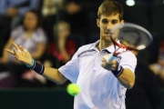Klizan has a new huge turnover, while Monfils beat his old